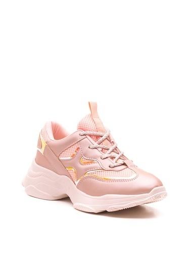 Mille Sneakers Pembe